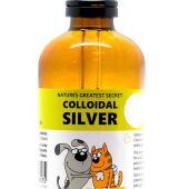 Natures Greatest Secret - Colloidal Silver 20ppm Dropper (100ml)