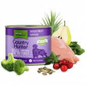 Natures Menu - Country Hunter - Reared Turkey